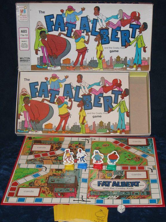 Fat Albert Game