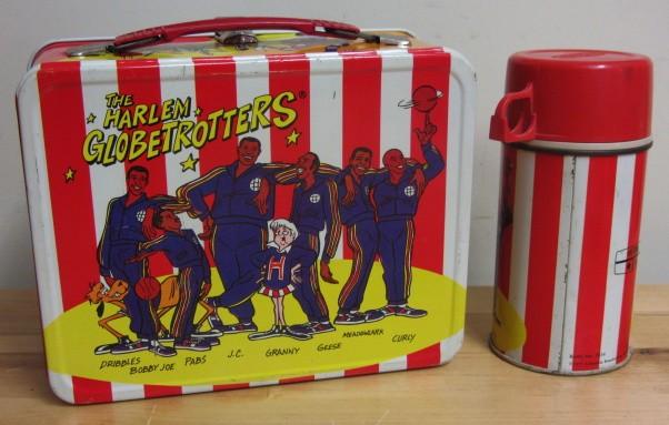 Harlem Globetrotters Lunchbox 2