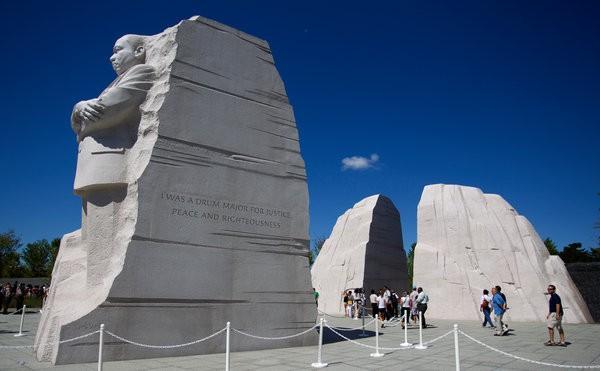 MLK Monument 5