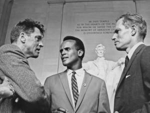 Harry Belafonte w/ Burt & Charlton