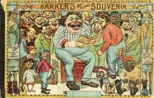 Barker's Komik Souvenir