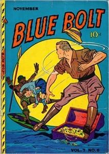 Blue Bolt V7 #6