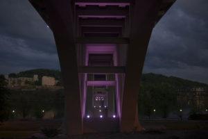 Henley Street Bridge - Knoxville TN